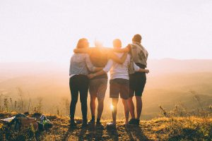 Byť priateľom