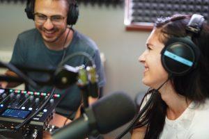 """Prenajmite si """"študijko"""" na nahrávanie podcastu"""