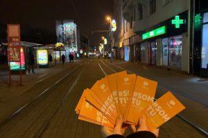 (NE)závislá mladá (ONLINE) Bratislava
