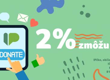 2% zmôžu veľa