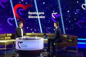 Charitatívny večer SPOLU PRE SLOVENSKO