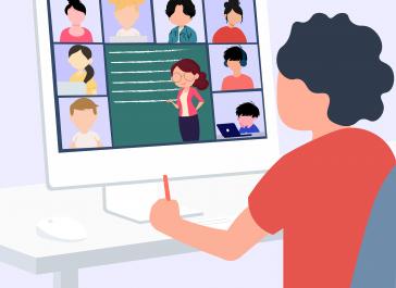 Ako zvládnuť dištančné vzdelávanie?